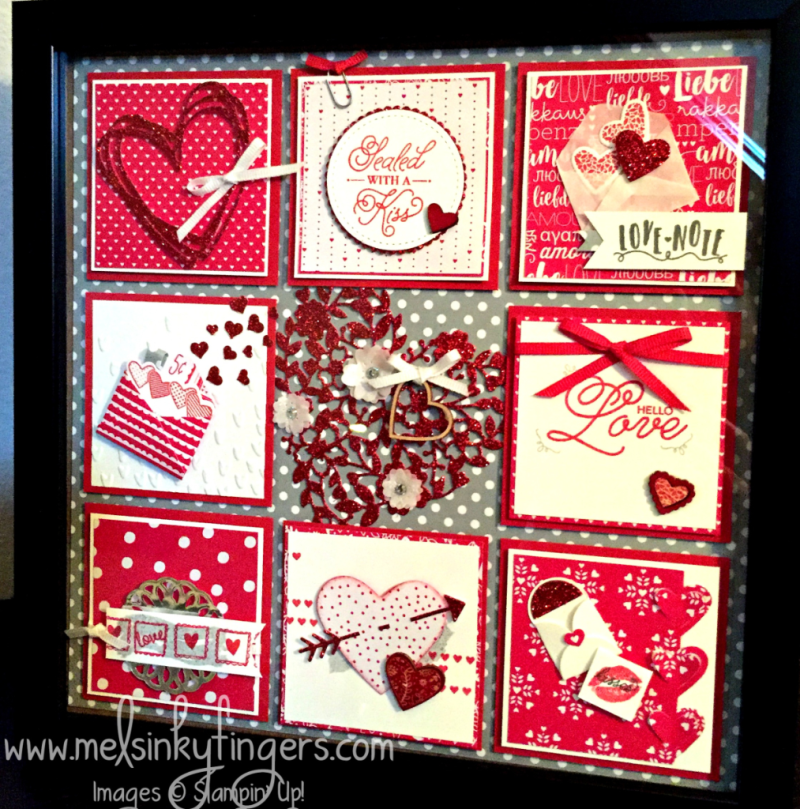 Sealed with Love Bundle sampler