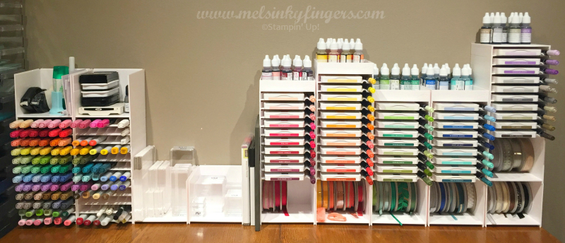 New Storage by Stampin' Up