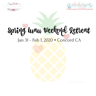 Join us for a weekend of crafting fun!