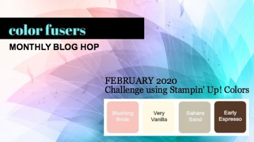 Color Fusers February 2020 color challenge