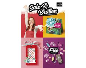 Saleabration 2020 catalog image