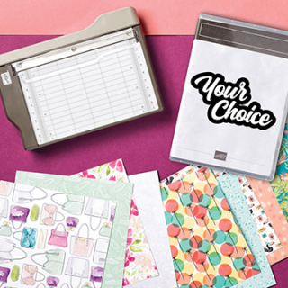 This Stampin' Up! starter kit bonus bundle will be included with your starter kit!