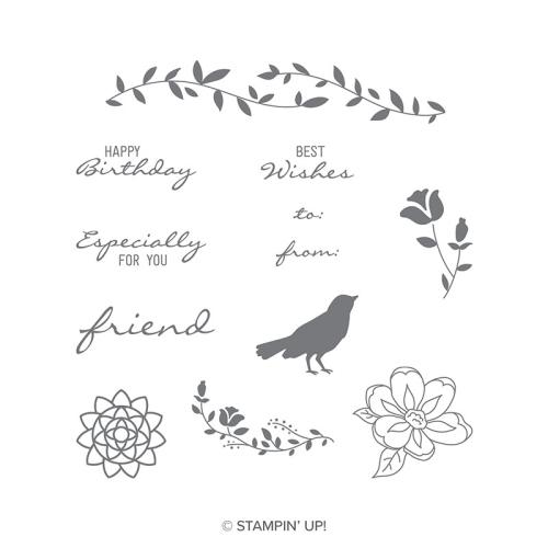 Botanical Bliss Stamp Set