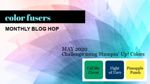 May 2020 Color Fusers Challenge